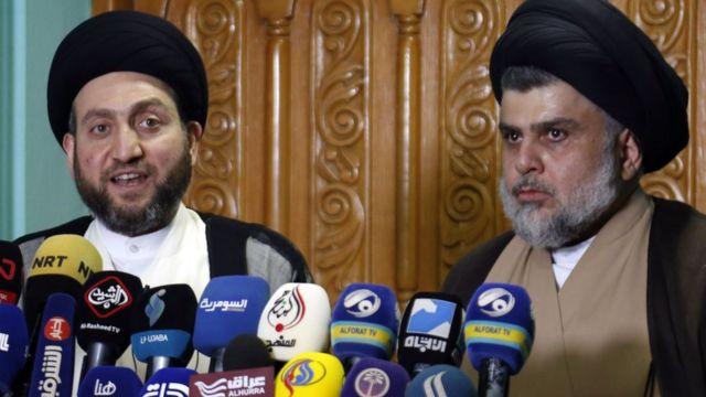 """تحالف مقتدى الصدر """"سائرون للإصلاح"""" تصدر النتائج"""
