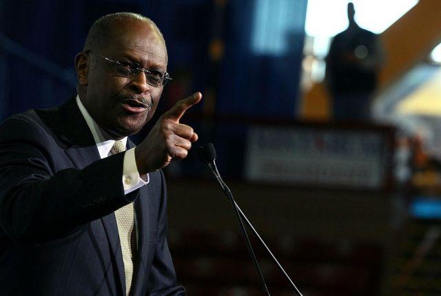 Herman Cain withdraws bid for Federal Reserve seat