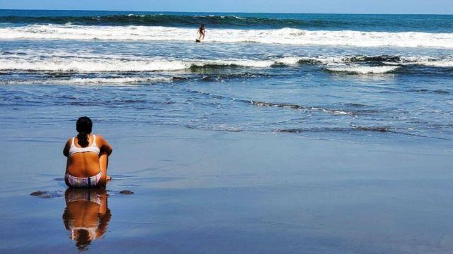 Playa de El Zonte