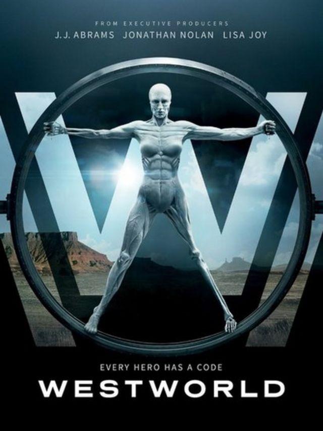 Carátula de Westworld