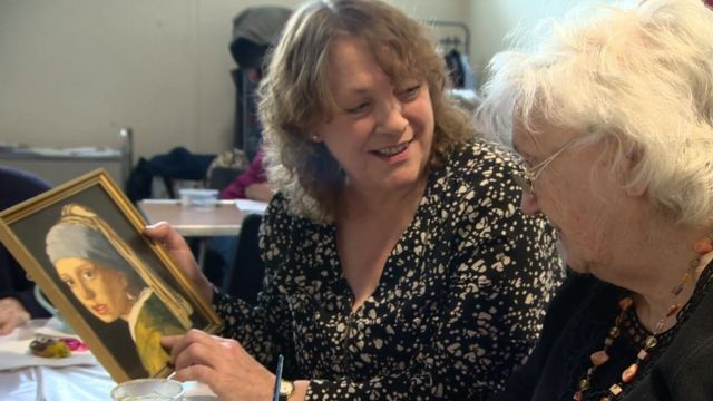 Art may reveal early signs of dementia
