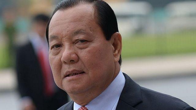 Ông Lê Thanh Hải, nguyên Bí thư Thành ủy TP HCM 2006-2016