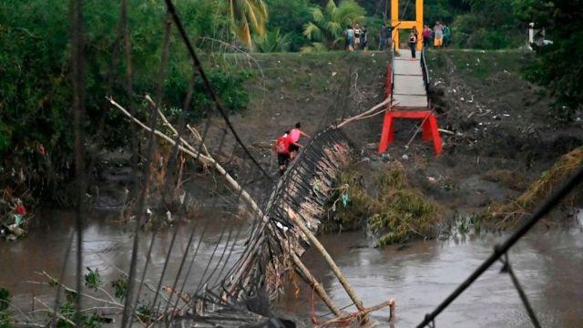Tormenta tropical Iota: Honduras y Nicaragua toman preacuciones por la  llegada de un nuevo huracán - BBC News Mundo