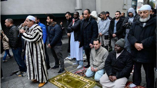 فرانس کے مسلمان