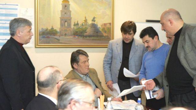 Ющенко та Івченко
