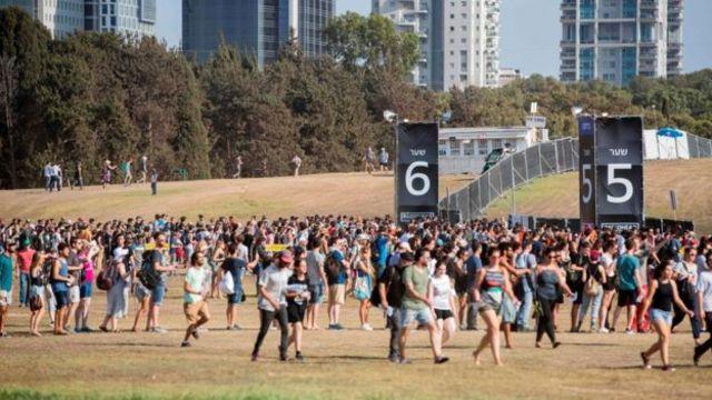 کنسرت این گروه راک با حضور ۴۷ هزار نفر برگزار شد
