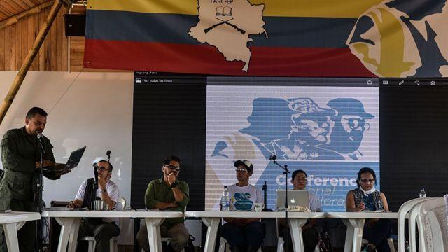 Reunion de las FARC