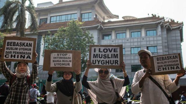 demo Uighur