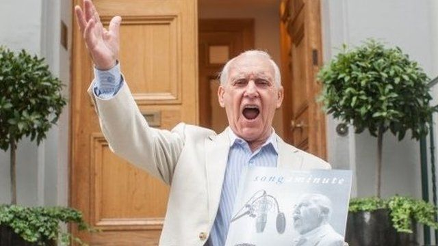 Ted McDermott at Abbey Road