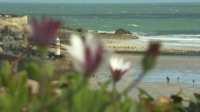 St Ives seaside