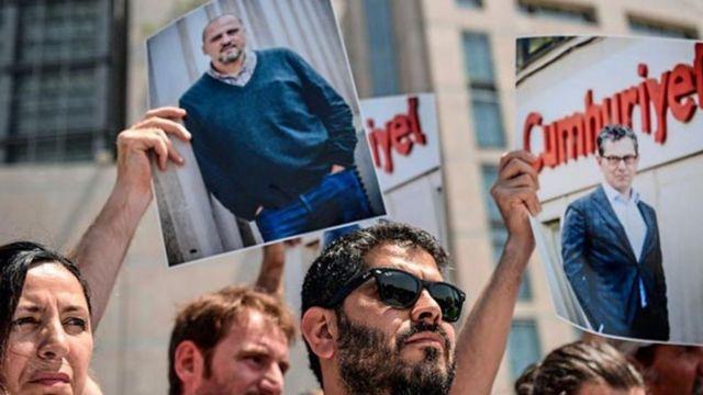 Ahmet Şık: Söylediklerim savunma değil, aksine ithamdır