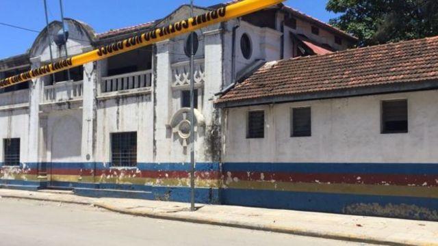Amazu igipolisi gikoreramo mu mujyi wa Mombasa