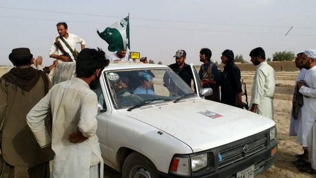 પાકિસ્તાનમાં ચાંપતી સુરક્ષા વ્યવસ્થા