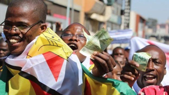 Warga Zimbabwe