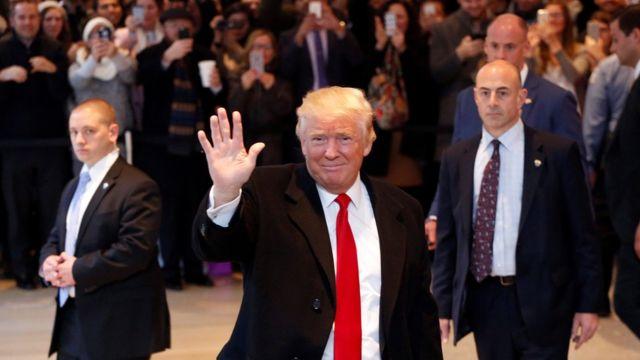 Donald Trump New York Times qəzetinə çərşənbə axşamı müsahibə verib