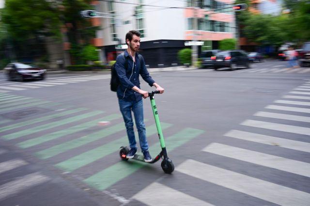 Dozens of arrests in Copenhagen for drunk scooter driving