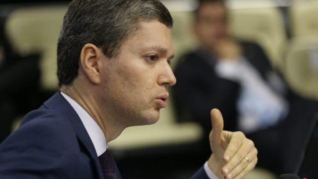 Fabiano Silveira foi exonerado do Ministério da Transparência, Fiscalização e Controle
