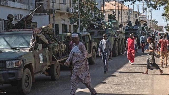 La décision a été prise lors du 51ème sommet de la Communauté économique des Etats de l'Afrique de l'Ouest à Monrovia.