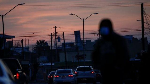 A blackout in Ciudad Juárez