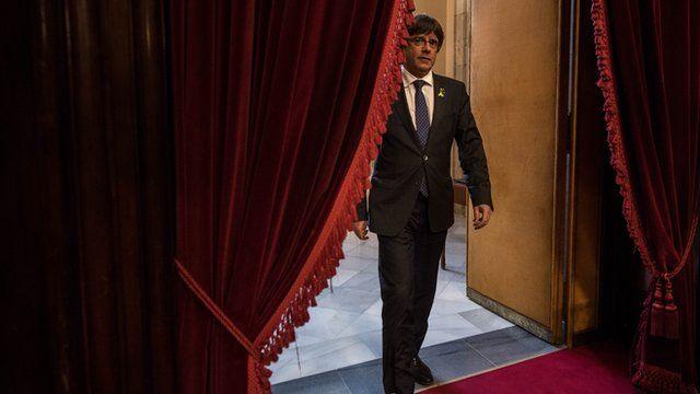 Carles Puigdemont, Catalogne, Espagne, Belgique, Madrid, Bruxelles, BBC Afrique