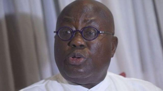 Shugaba Nana Akufo Addo