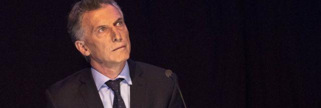 مائوریسیو ماکری رئیس جمهور فعلی آرژانتین در انتخاب مجدد در این مقام ناکام ماند