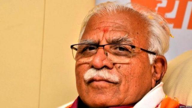 மனோகர் லால் கட்டார்