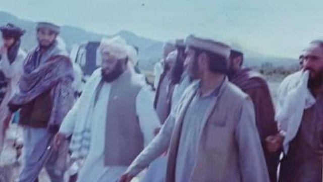 فضل الرحمان کا دورہ افغانستان