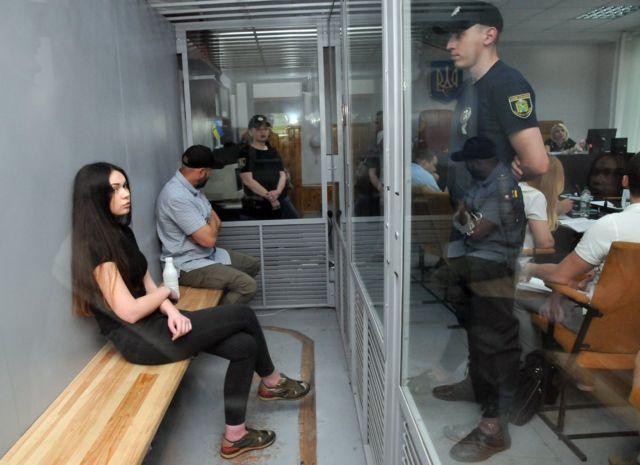 Олена Зайцева та Геннадій Дронов