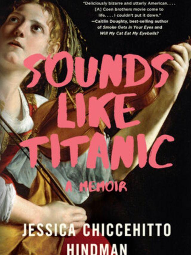 "Portada de ""Sounds Like Titanic"""