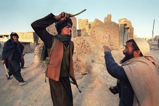 اداره امر به معروف و نهی از منکر در زمان طالبان به وزارت ارتقا يافت