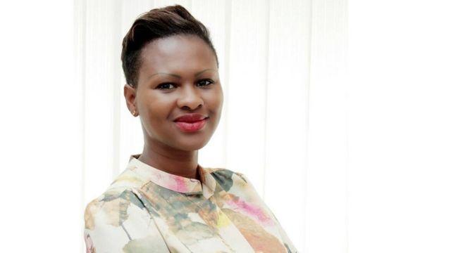 Zeinab Camara, présidente du Fatala Football Club à Boffa et cheffe de Cabinet du ministère de l'Enseignement supérieur guinéen.