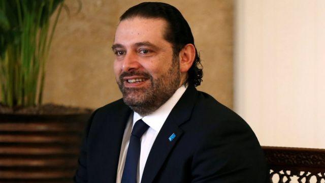 صورة سعد الحريري رئيس تيار المستقبل