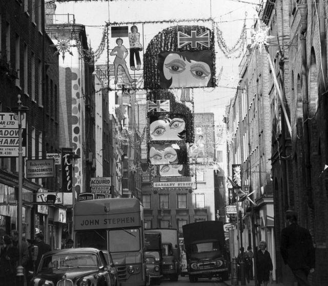 1967年——卡纳比街