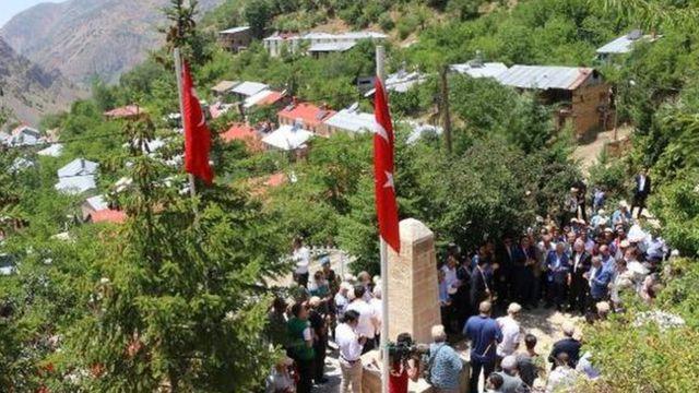 Başbağlar Köyü, Erzincan