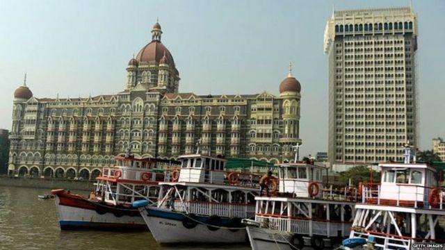 मुंबई का ताज होटल