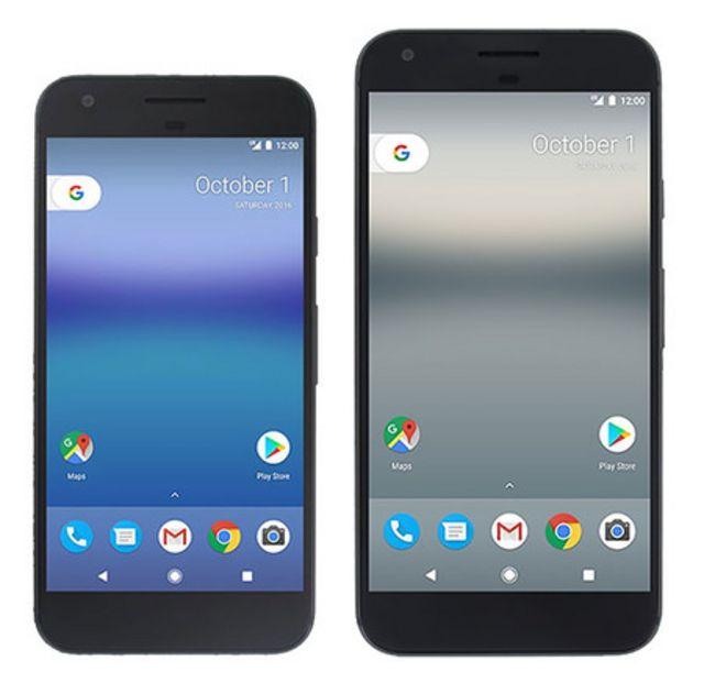 Google Pixel y Google Pixel XL.
