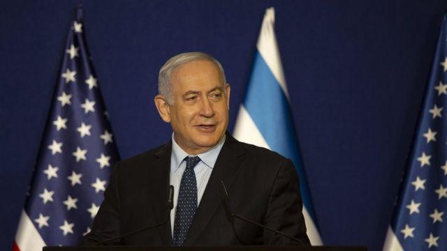 Биньямин Нетаньяху (19 ноября 2020 года)
