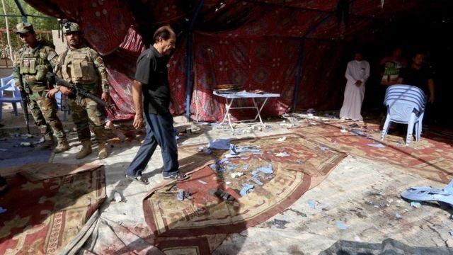 Iraq Shi'a attack