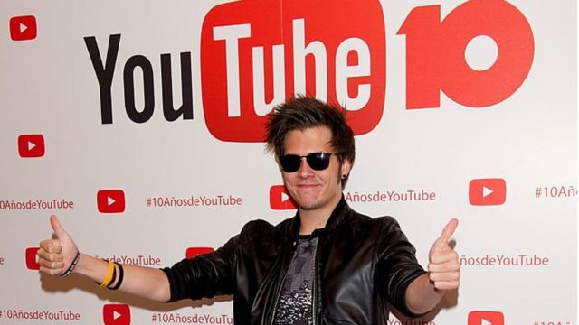 Video Blogger Rubius