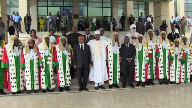 Constitutional Council members dem