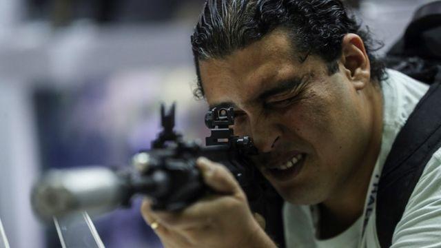 Feira de defesa no Rio