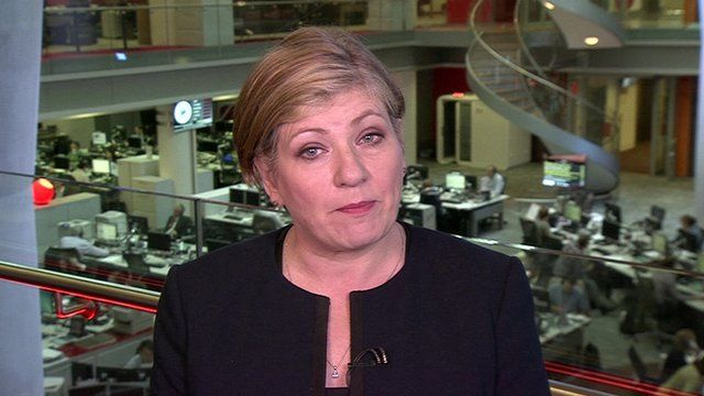 Emily Thornberry MP
