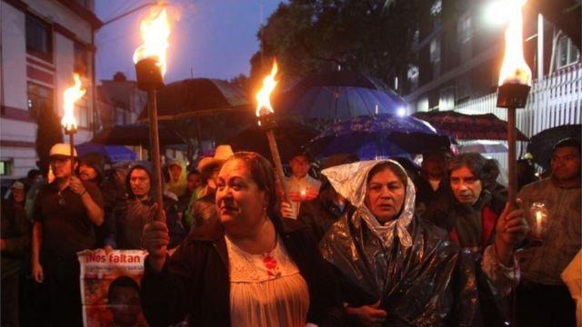 Existe una polémica en el país en torno a la regulación del uso de las fuerzas de seguridad en las manifestaciones.
