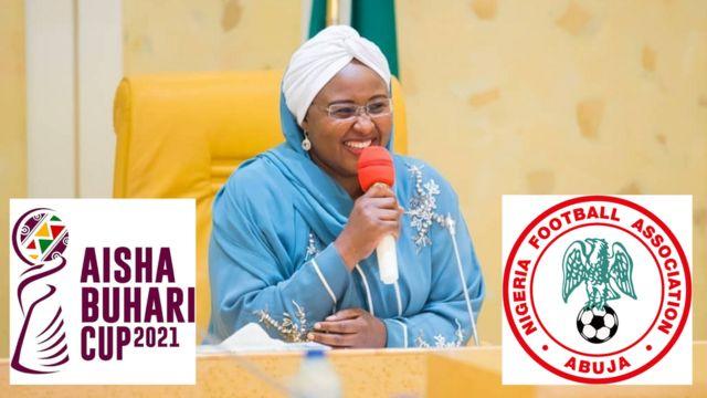 Aisha Buhari Cup 2021: Nigeria First Lady Aisha Buhari Invitational Women's Football  Tournament for Lagos - Facts - BBC News Pidgin