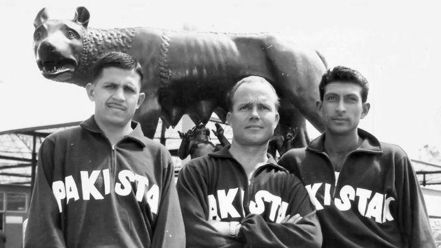پاکستان، ہاکی، 1960، روم اولمپکس، گولڈ میڈل