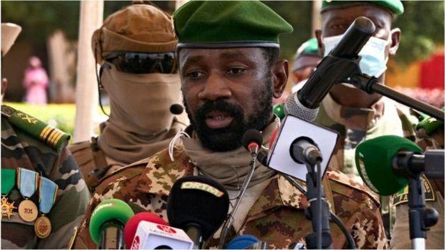Mali :Assimi Goïta afanya Mapinduzi ya pili ya kijeshi chini ya mwaka mmoja  - BBC News Swahili