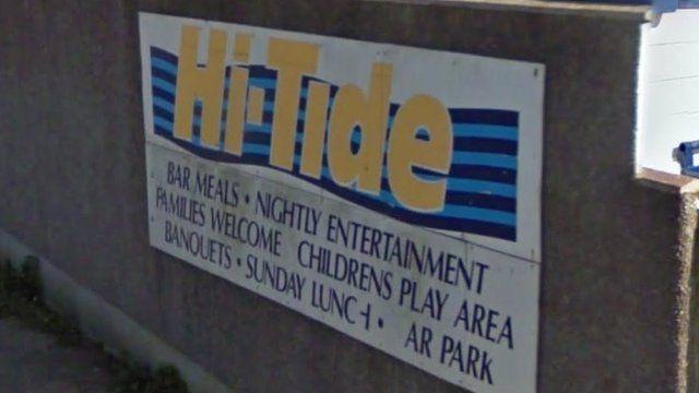 Arwydd Hi-Tide
