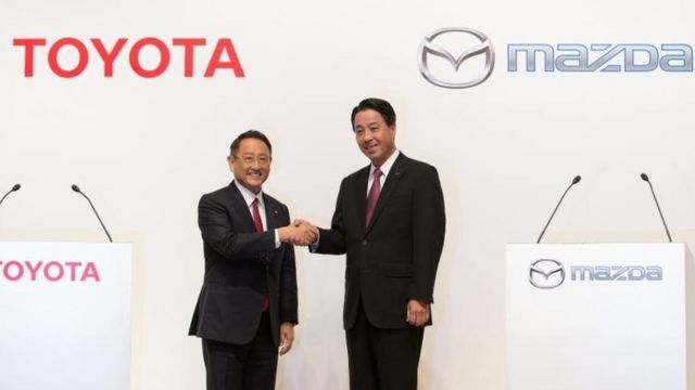 Toyota and Mazda pick Alabama for $1.6bn US investment - reports