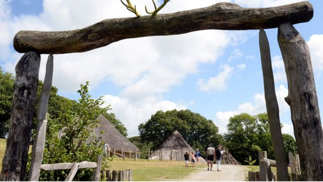 Castell Henllys Iron Age Village seeking volunteers